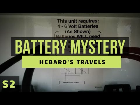 RV Nomad Life | Cedar Creek Electrical System Mystery Finally Solved.