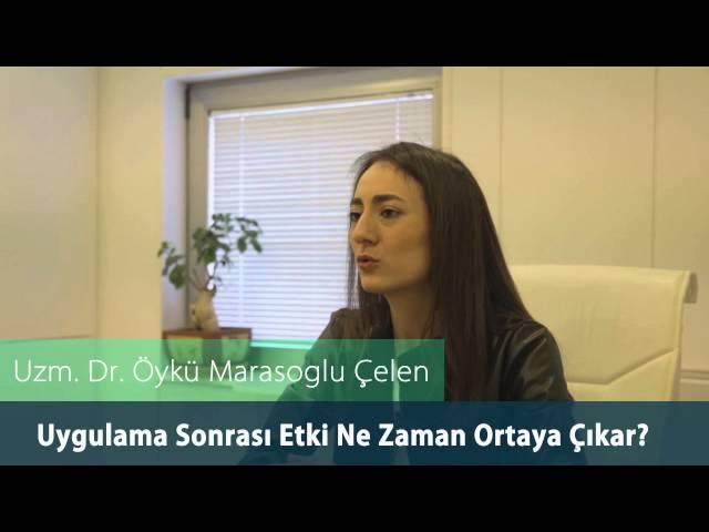 Dr.Öykü Maraşoğlu Çelen - Vital Bakım / Etkisi Ne Zaman Ortaya Çıkar ?