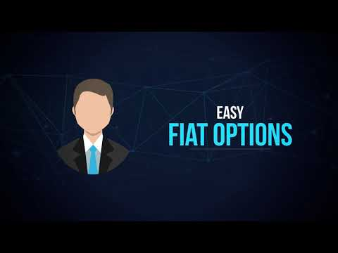 Bithemoth Exchange - Feature #2 Easy Fiat to Crypto Options