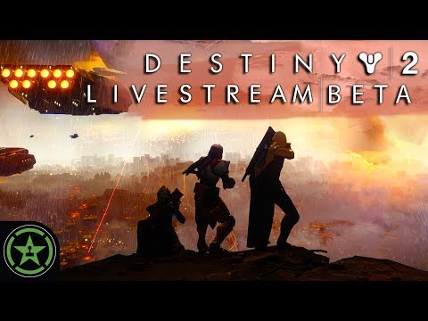 Let's Play - Destiny 2 with Alfredo: AH Live Stream