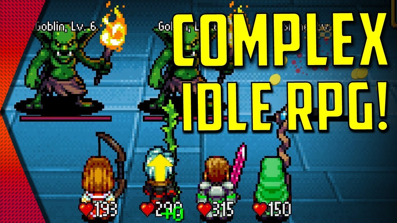 Wizard's Wheel 2 - MOST COMPLEX INDIE IDLE RPG? | MGQ Ep  208