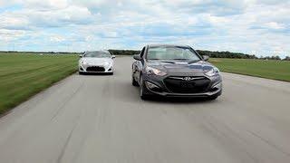 More Pics : Greddy X-Gen Street Hyundai Genesis Coupe Videos