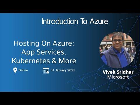 [Meetup] Azure Fundamentals for Developers