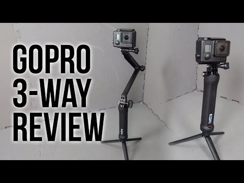GoPro 3-Way Review