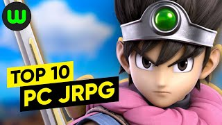 Top 10 PC JRPGs of the Last Three Years (2017, 2018, 2019)