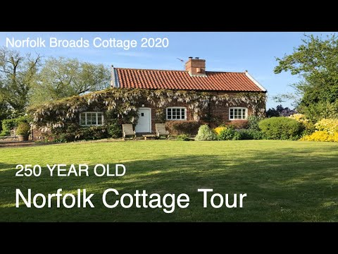 COTTAGE TOUR | English Country Cottage Tour