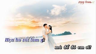 [KARAOKE] Mình Cưới Nhau Đi - Pjnboys, Huỳnh James | BEAT full by DUY NH PROD