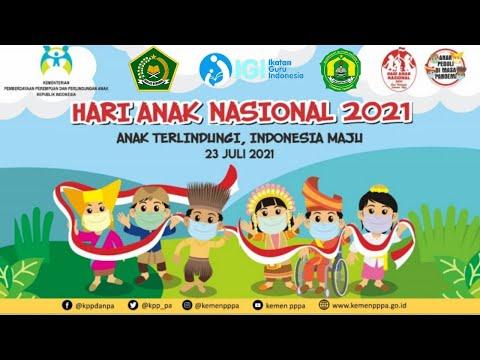 Hari Anak Nasional 2021