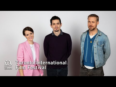 Ryan Gosling and Damien Chazelle reteam and go to the moon in 'First Man'  TIFF 2018