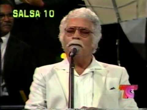 Daniel Santos & La Sonora Matancera- Linda (En Vivo)