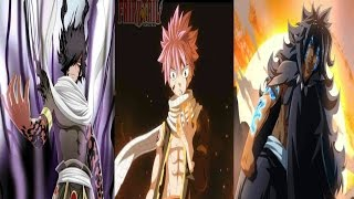 TOP 10 DRAGON SLAYERS IN FAIRY TAIL CH 516  (HD) | Fairy tail ch 545+