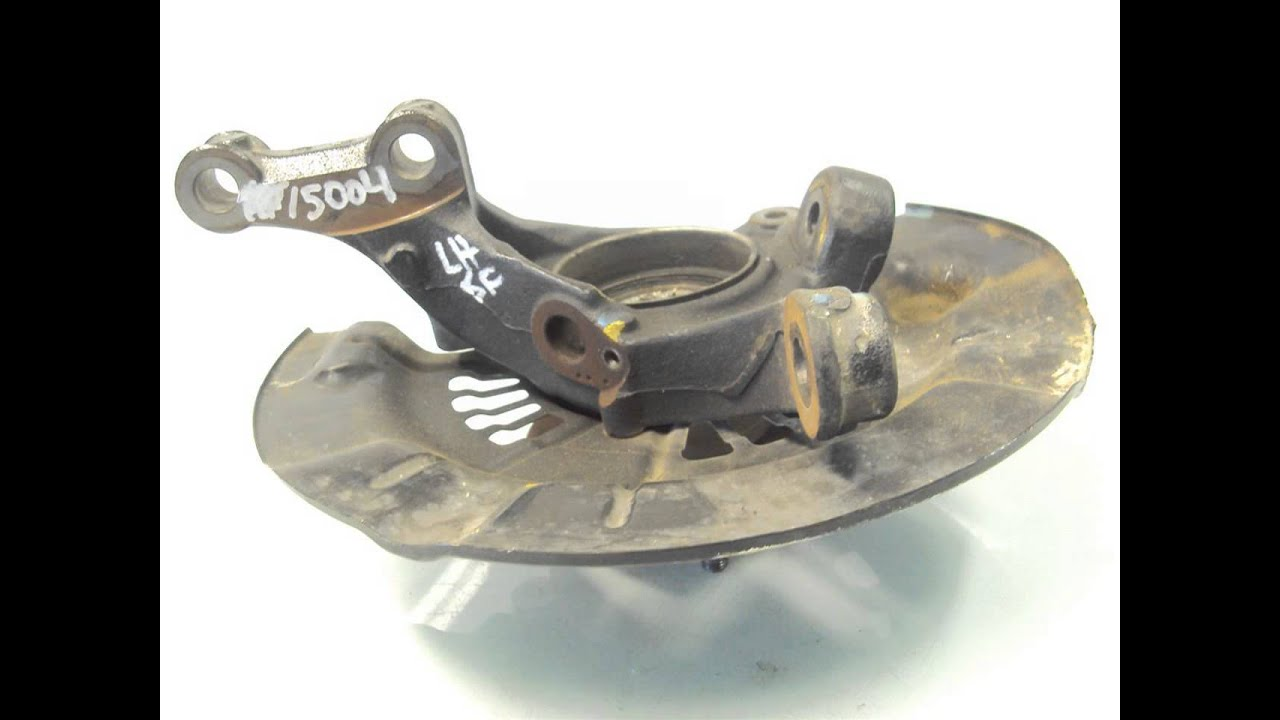 Car Spindle Assembly : Toyota camry front spindle knuckle hub fr l