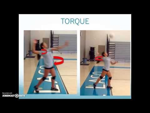 Biomechanical Analysis of The Volleyball Float Serve
