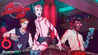 EFECTO MARIPOSA - The Red Strings Club - EP 6