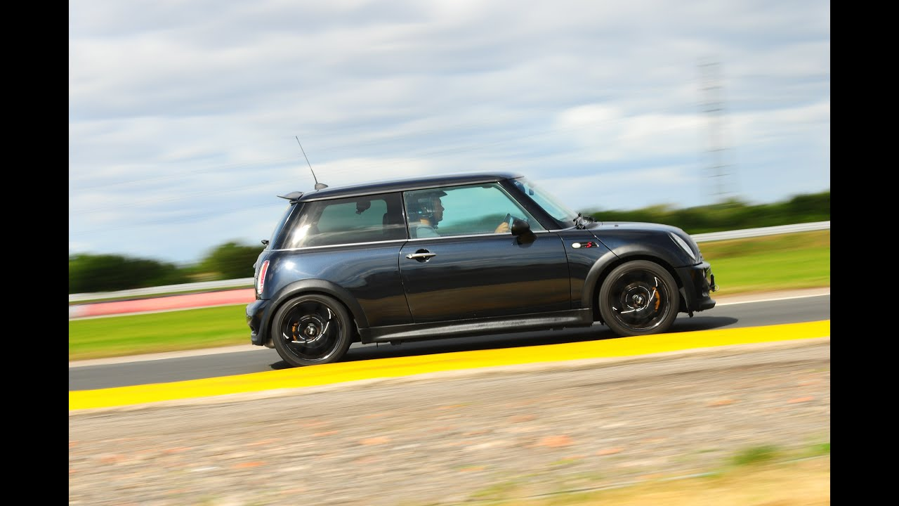 Mini Cooper S Track Day At Blyton Park 13th August 2016 Youtube