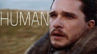 GoT Jon Snow Human