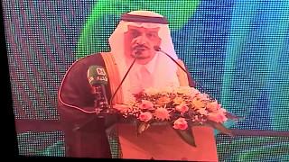 ماذا قال أمير الرياض للشباب في جامعة شقراء