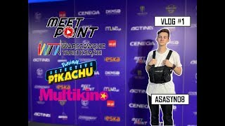 VLOG #1 | MeetPoint i Pokemon: Detektyw Pikachu! | Asasyn08