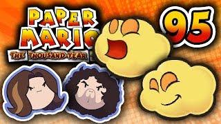 Paper Mario TTYD: Celebrity Conspiracies - PART 95 - Game Grumps