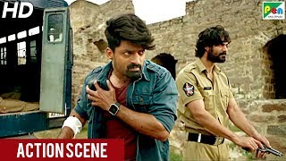 Tabaahi Zulm Ki - Climax Scene | Nandamuri Kalyan Ram Action Scene | Pen Multiplex