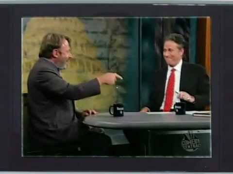 Christopher Hitchens Debates Jon Stewart on Iraq