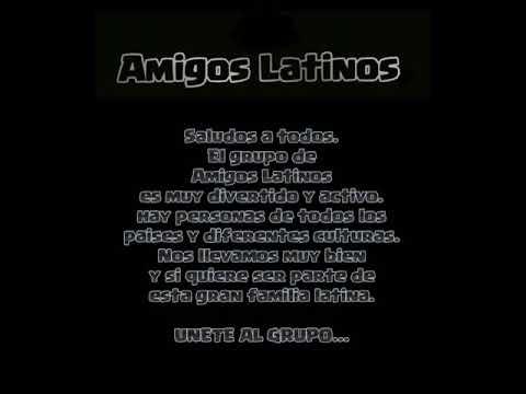 Amigos Latinos Group