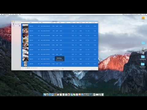 How to delete all photos from iphone on macbook