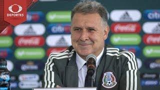 Conferencia Selección Mexicana | Rumbo a semifinales - Televisa Deportes