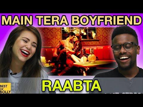 Americans React To Main Tera Boyfriend From Raabta