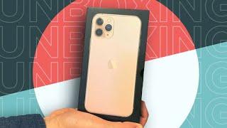 Unboxing: Sacamos de la caja al iPhone 11 Pro, el nuevo insignia de Apple
