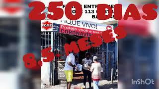 250 DIAS DE COMBATE A FOME NA BRASILÂNDIA