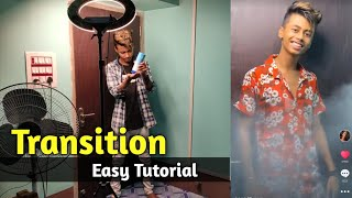 How To Make Tiktok Transition Video On Android | Cloth Changing Tutorial | Tiktok New Transition |