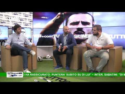 TMW News: Bonucci day. Un Biglia per Montella.