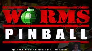 emixy playing: Worms Pinball!