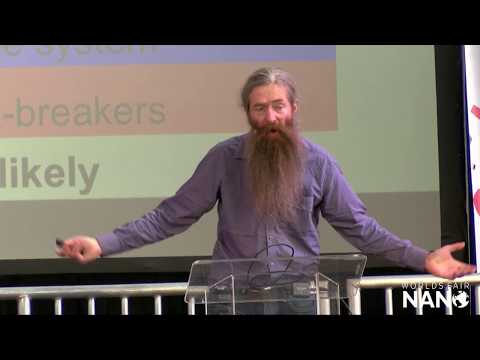 The Future of Never-Ending Youth   Aubrey De Grey