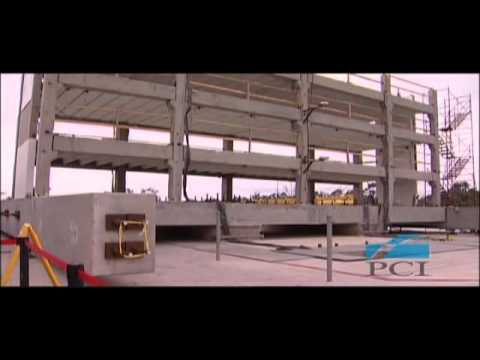 Precast Structural Seismic System by PCI