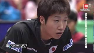2017 Japan Open (MS-QF) MIZUTANI Jun Vs LEE Sangsu [Full Match/Chinese|HD]