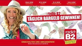 radio B2 - Schlager Tresor - Einschalten und Bargeld gewinnen!