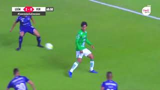 Resumen | León 2 - 0 Veracruz | LIGA Bancomer MX - Clausura 2019 - Jornada 11