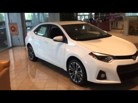 2016 Toyota Corolla Sport Review