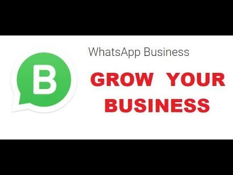 Whatsapp Business Apk Guide Download Gb Whatsapp Now Youtube