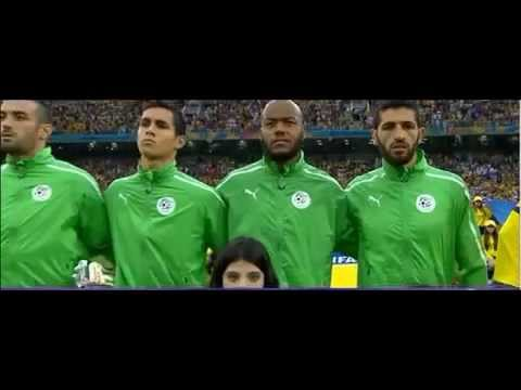 تقرير بي إن سپور حول مباراة الجزائر و روسيا - By HaNi