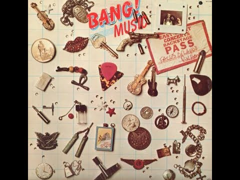 Bang - Music (1973) Full Album [Heavy/Hard Rock]