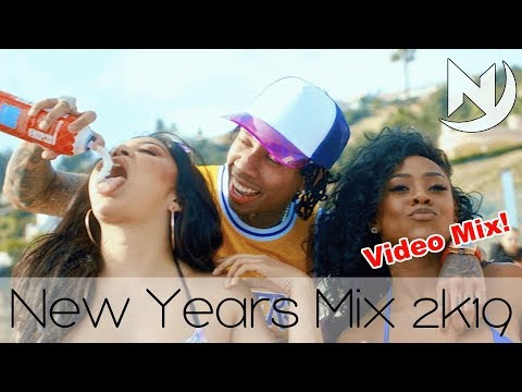New Years Mix 2019 | Best Of 2018 Hip Hop RnB Pop Reggaeton Dancehall Electro & Trap