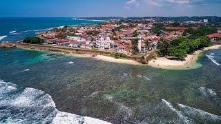 Sri Lanka - by drone 2017 - 4K