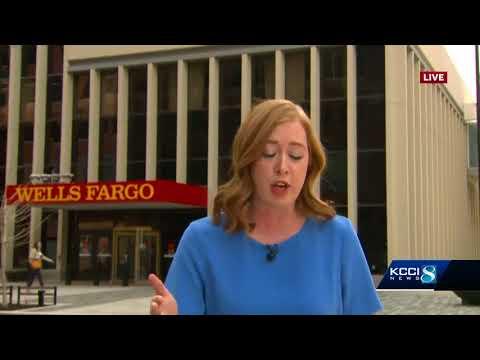 Protesters rush Wells Fargo shareholders meetings