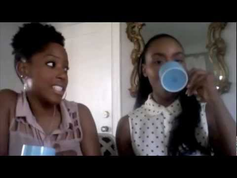 Spill the Tea: with Nia Jervier, guest Ashley Blaine Featherson