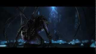 Vengeance (StarCraft II: Heart of the Swarm Trailer) [SUB]
