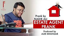    Estate Agency Prank    By Nadir Ali in    P4 Pakao   