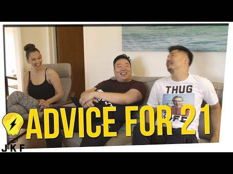 Hangin' With JK: One Thing You Wish You Knew At 21